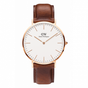 Daniel Wellington 40mm Classic St. Mawes